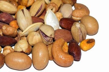 Mixed nuts & Seeds