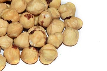 Hazelnuts Roasted